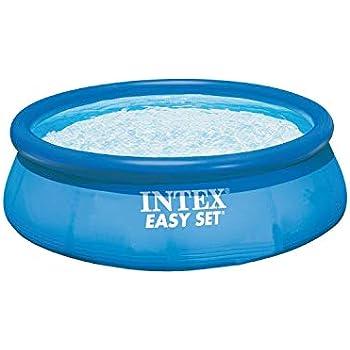 Amazon.com: Intex Swimming Pool- Easy Set, 8ft.x30in.: Toys & Games