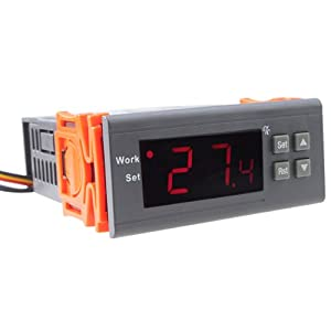 IMAGE 110V Digital Air Humidity Control Controller WH8040 Range 1%~99% RH HM-40 Type