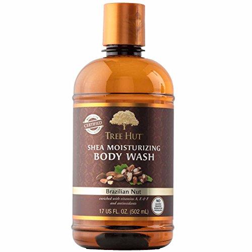 Tree Hut Shea Moisturizing Body Wash, Brazilian Nut, 17 Fluid - Buy Hut A