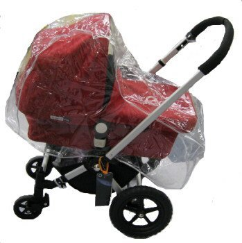Amazon.com : Bassinet Rain And Wind Cover : Baby Stroller ...