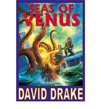 Seas of Venus [Mass Market Paperback]