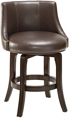 Hillsdale Napa Valley Swivel Counter Height Stool
