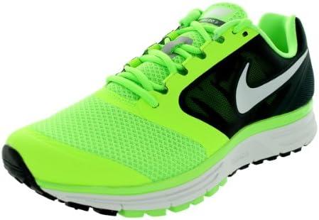 Nike Zoom Vomero + 8 580563313, Running Hombre, Verde (Vert Fluo, Noir, Gris et Blanc), 45: Amazon.es: Zapatos y complementos