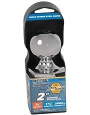 "Reese Towpower 72802 Chrome Interlock 2"" Hitch Ball"