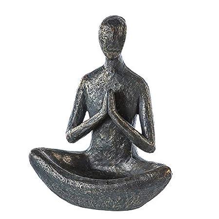 Casablanca Escultura Yoga Muñeco de policarbonato, color ...