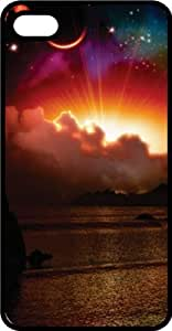 Sun Peaking From Clouds Tinted PC Case for Apple iPhone 4 or iPhone 4s