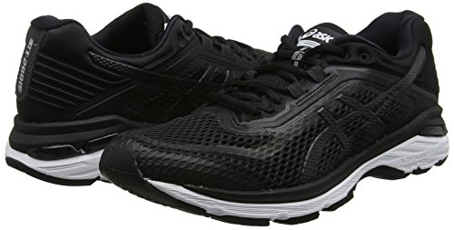 Zapatillas 6 black Negro carbon Asics Running Para De Gt 2000 9001 Mujer white FOHqwxftU