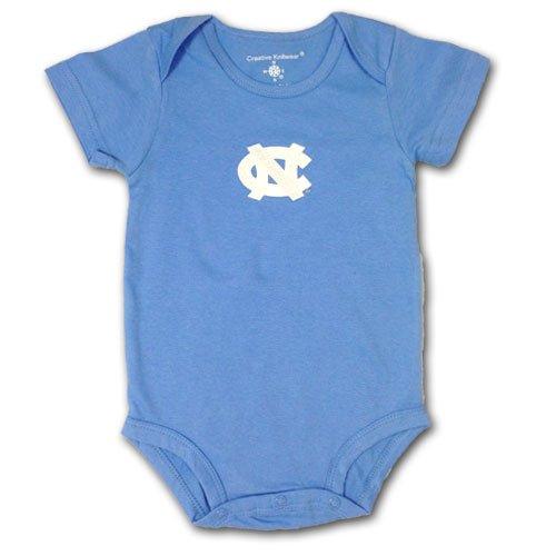 University of North Carolina Tar Heels Newborn Baby Bodysuit