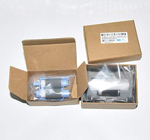 (Yoton 1set RM2-5452 RM2-5397 for HP Laserjet Pro M402 M403 MFP M426 402 403 426 Tray 2 Paper Pickup Roller and Separation Roller Assy)