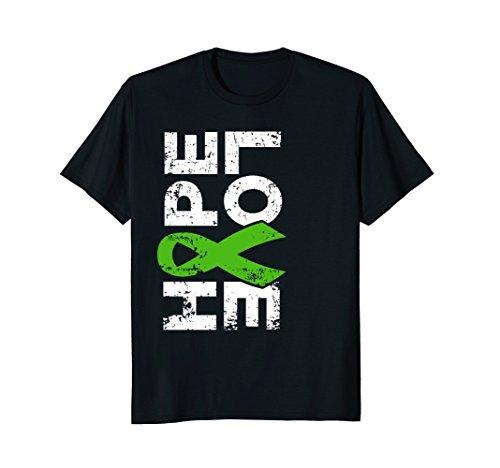 Bile Duct Cancer Awareness T Shirt - Gallbladder Ribbon