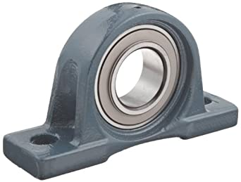 FYH UKP209 Pillow Block Bearing 40mm Tapered Bore, Single Row, With Adapter, Metric