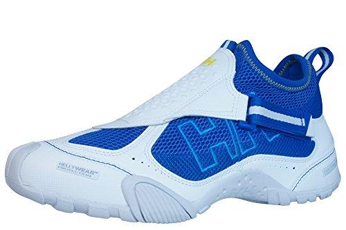 Helly Hansen Shorehike 3 Zapatos para hombre de Senderos White / Blue