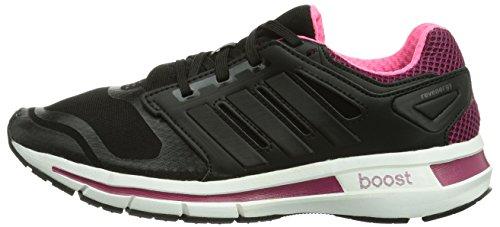 Noir pour Adidas F14 Chaussures Revenergy course de Noir Noir Berry Femme UK 1 Tech 1 5 Fit Tribe Boost q0Cw7EC