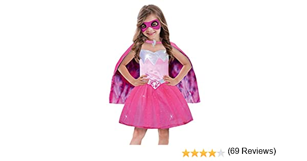 Barbie Princesa Poder Traje to Fit (3-5 años): Amazon.es: Juguetes ...