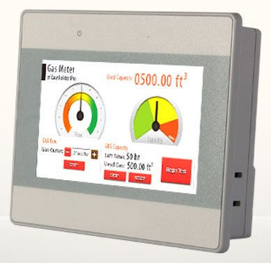 MT8050iE - Operator Interface with 4.3'' Touchscreen Display