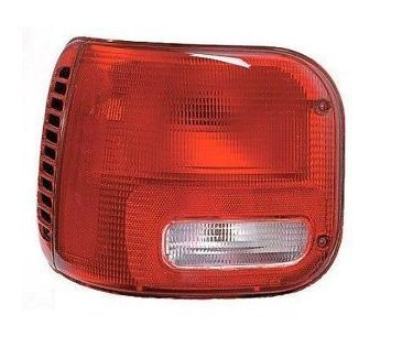 1994 - 2003 Dodge Ram Van 150 250 350 Driver Taillight Taillamp NEW 4882685 CH2800142