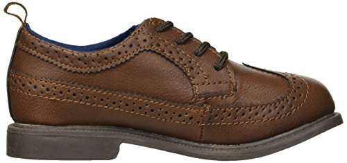 Pictures of carter's Boys' Oxford5 Dress Shoe Oxford, Brown, 7 M US Toddler 3