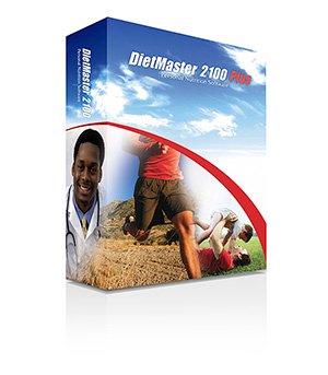 DietMaster 2100 Plus Nutrition Software - Bone Health Edition Diet Software, Awarded 2013 Best Diet Software - Top Ten Reviews