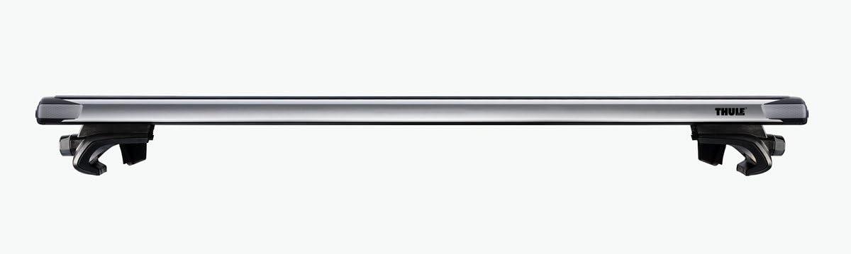 ab Baujahr 2004 bis heute Dachtr/äger//Lastentr/äger von THULE mit Innovativer SlideBar Traverse f/ür das einfache und ergonomischer beladen mit schweren und sperrigen Lasten f/ür MERCEDES BENZ Viano MPV hochstehender - mit normale D