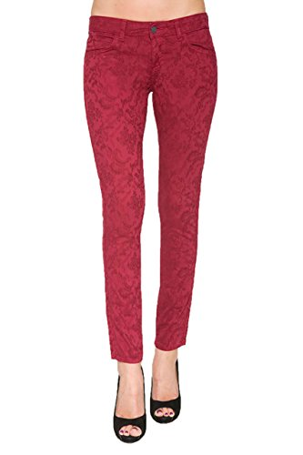 Siwy Hannah In Ruby Baby Jeans