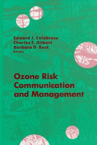 Ozone Risk Communication and Management