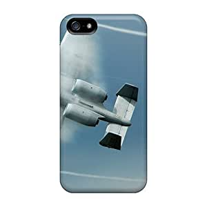 A 10 Thunderbolt Ii Ground Attack Aircraft Case Compatible With Iphone 5/5s/ Hot Protection Case by kobestar