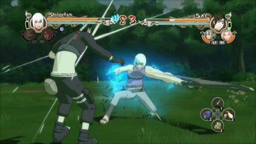 Naruto Shippuden - Ultimate Ninja Storm 2 [Importación ...