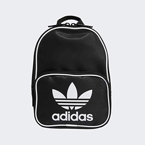 adidas Originals Women's Santiago Mini Backpack, Black, ONE SIZE