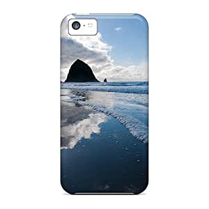 Case88me Fashion Protective Foam Path Cases Covers For Iphone 5c