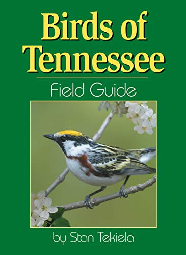 Birds of Tennessee Field Guide (Chair Nest Round)