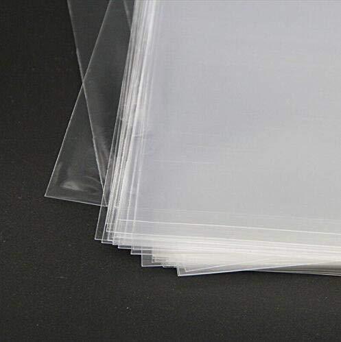 Kunststoff klar selbstklebend Wiederverschluss Cellophan Beutel 3x5 cm