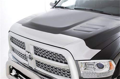 Lund 738051 Hood Defender Chrome Hood Shield for 2010-2018 Dodge Ram 2500, 3500 ()