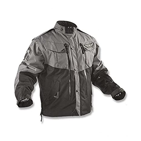 FLY Racing chaqueta colour negro-gris FLY Patrol protonics ...