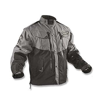 FLY Racing chaqueta Patrol colour negro-gris L MX Enduro DH FLY: Amazon.es: Deportes y aire libre