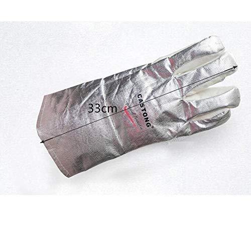 MTG Guantes resistentes a altas temperaturas Aislamiento de papel ...