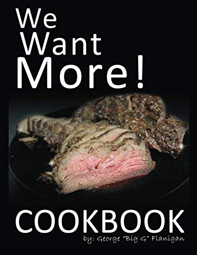 Price comparison product image We Want More! Cookbook