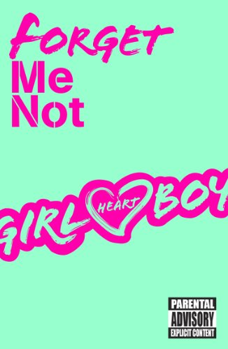 Girl Heart Boy: Forget Me Not (short story ebook 2) (English Edition)