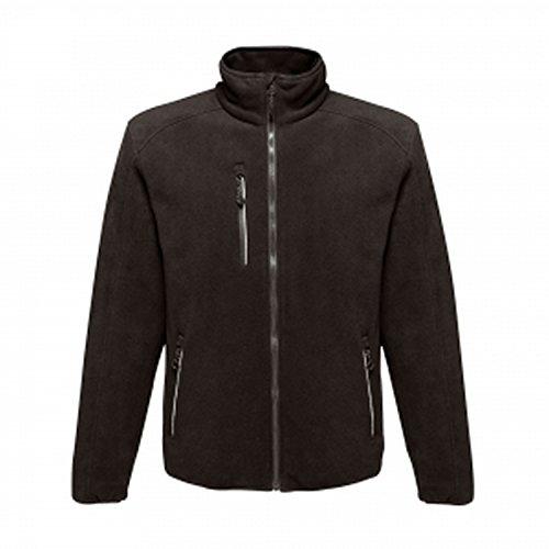 (Regatta Mens Omicron III Waterproof Fleece Jacket (M) (Black) )