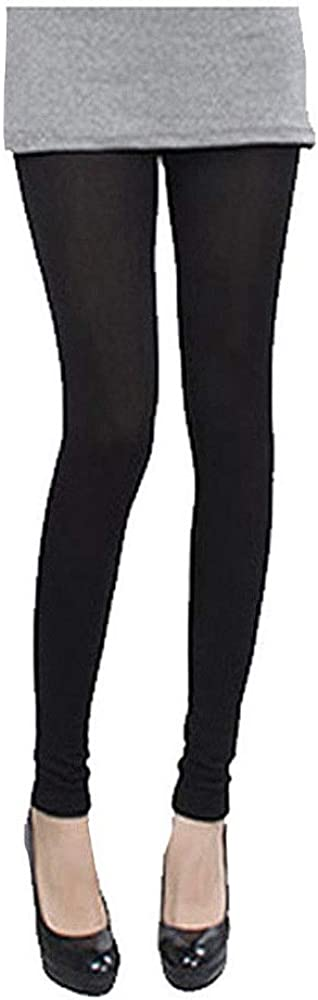 Falari Leggings Fleece Lined Cotton Thick Stretch Leggings Great for Winter