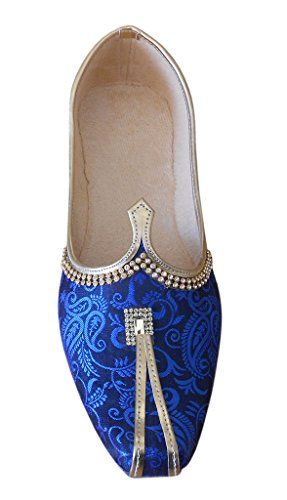 Ciel Creations Chaussons Kalra Pour Homme Bleu xaAqnXCw