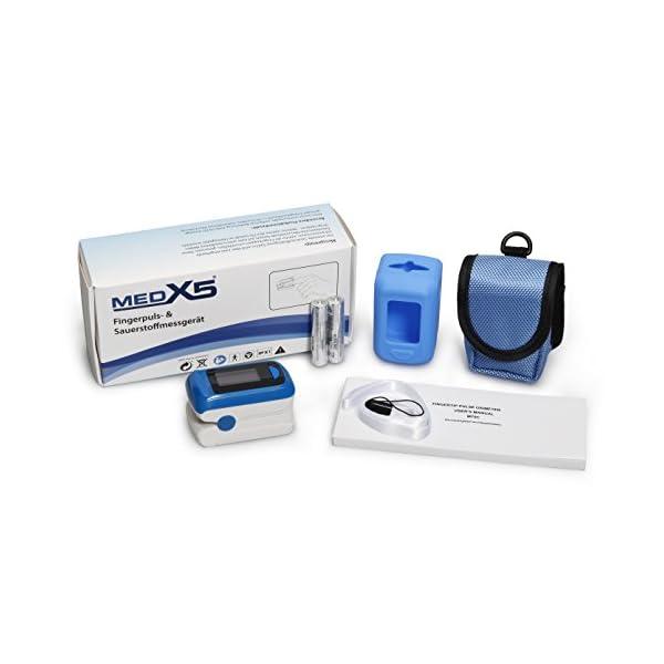 Medx5OLED pantalla a colori, pulsossimetro, pulsossimetro Da dito, dispositivo per la misurazione del polso, ossimetro, misuratore Da polso, prodotto Medico 50 unidades 12