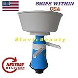 Milk Cream Electric Centrifugal Separator 100 L/H 26Gal (Plastic) 220V by SlavicBeauty
