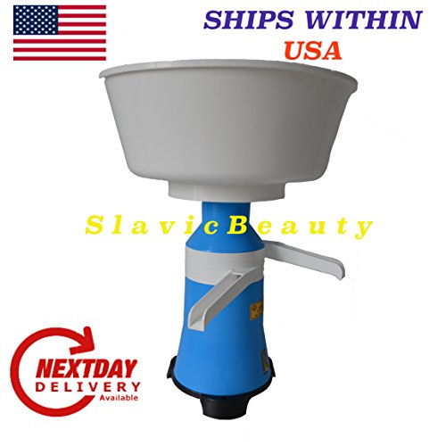 Cream Separator 120V USA/Canada plug 100L/26Gal per Hr Make Fresh Cream! by Slavic Beauty
