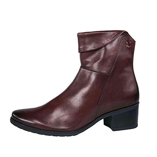 Caprice Footwear, Damen Stiefel & Stiefeletten  rot rot Bordeaux