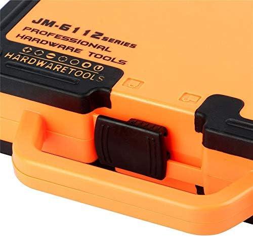 LilyAngel ハードウェアツール69 in 1手動ツールキットセットメンテナンスキットドライバーセット