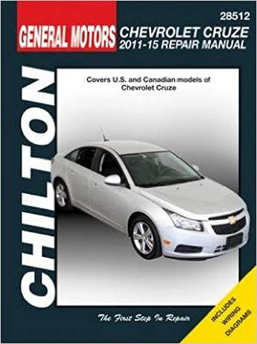 Chevrolet CRuze (Chilton) Automotive Repair Manual: 2011-15