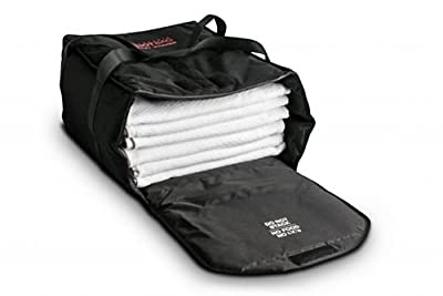 """Blanket Warmer Bag - Large, Portable, 18""""W X 19""""L x 12""""H, Holds 6-7 Blankets, Optional AC Power Supply or Car Adapter"""
