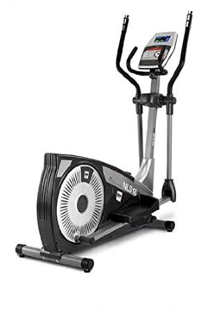 BH Fitness NLS18 Program Plus Bicicleta Elíptica G2385: Amazon.es ...