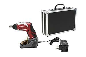 Einhell RT-SD 3.6/1 LI 200RPM 3.6V Ión de litio Rojo, Plata, Color blanco atornillador inalámbrico - Destornillador (3,6 V, Ión de litio, 3 h, 90 mm, 245 mm, 190 mm)