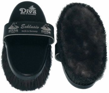 Haas Diva Exklusiv Brush - Black by Haas